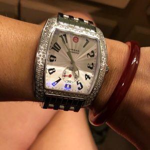 Michele large watch